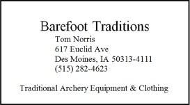 Barefoot Traditions